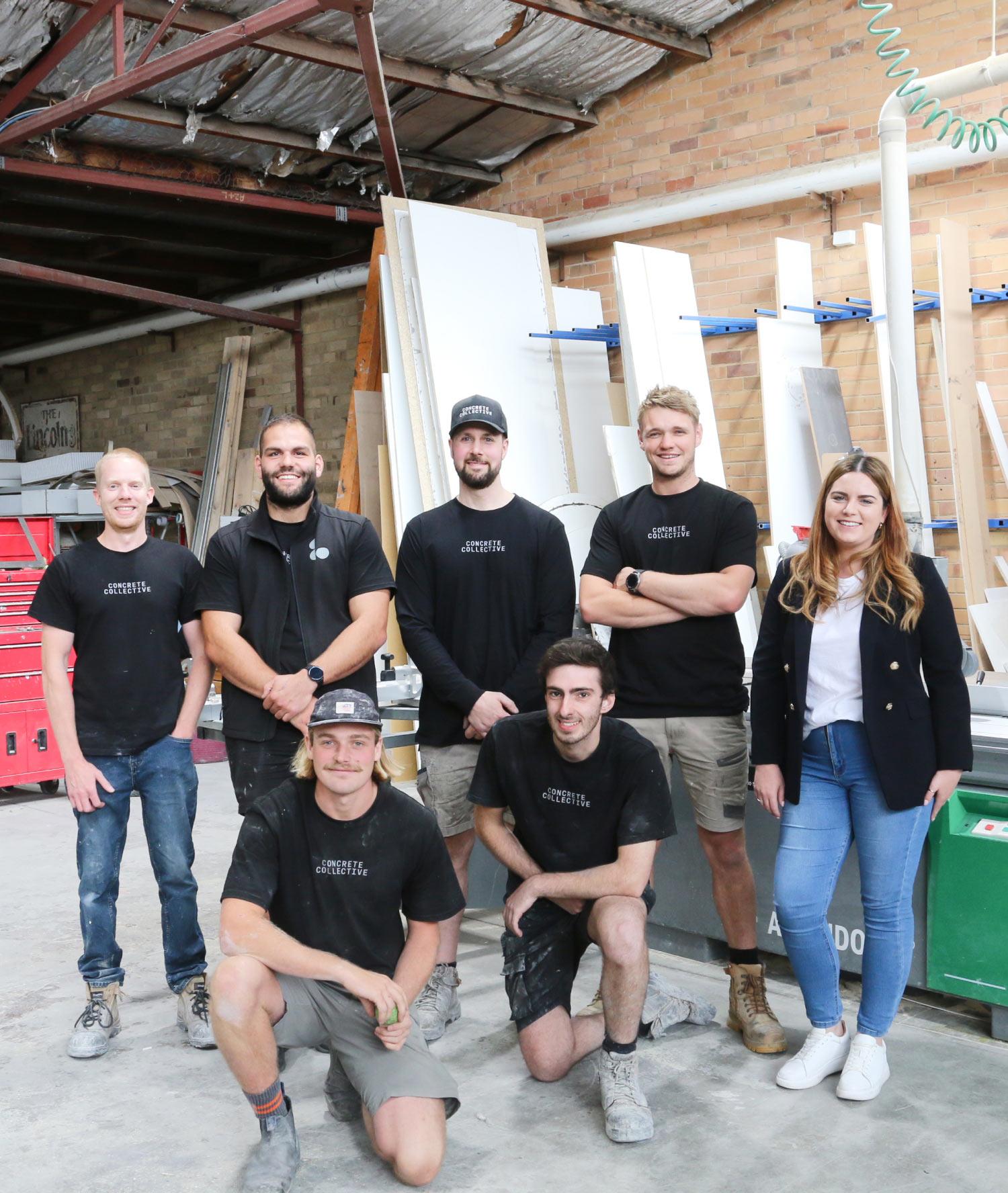 Concrete Collective Team
